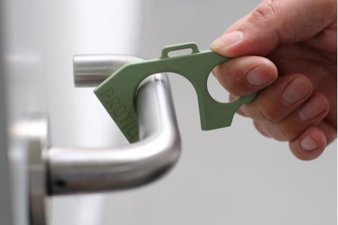 Mobile door openers