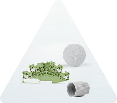Hochpräzise Kunststoffprototypen und Urmodelle für Gießverfahren