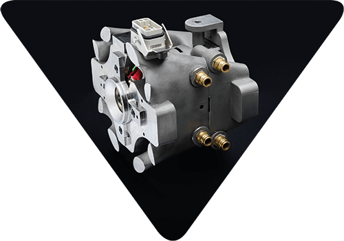 3D-Druck von Spritzgießwerkzeugen nach Topologieoptimierung