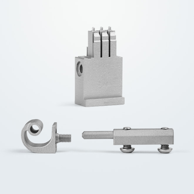Cover Integrale in alluminio (scarti polvere acqua) + supporto