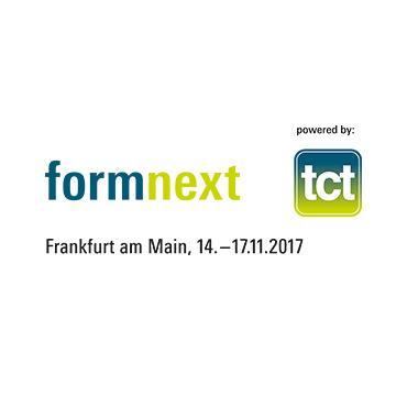 formnext 2017 – PROTIQ wärmt sich auf