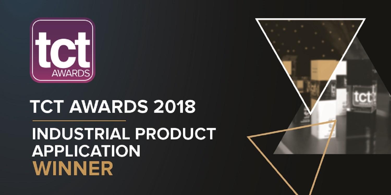 Unser Induktor-Konfigurator gewinnt den TCT Award