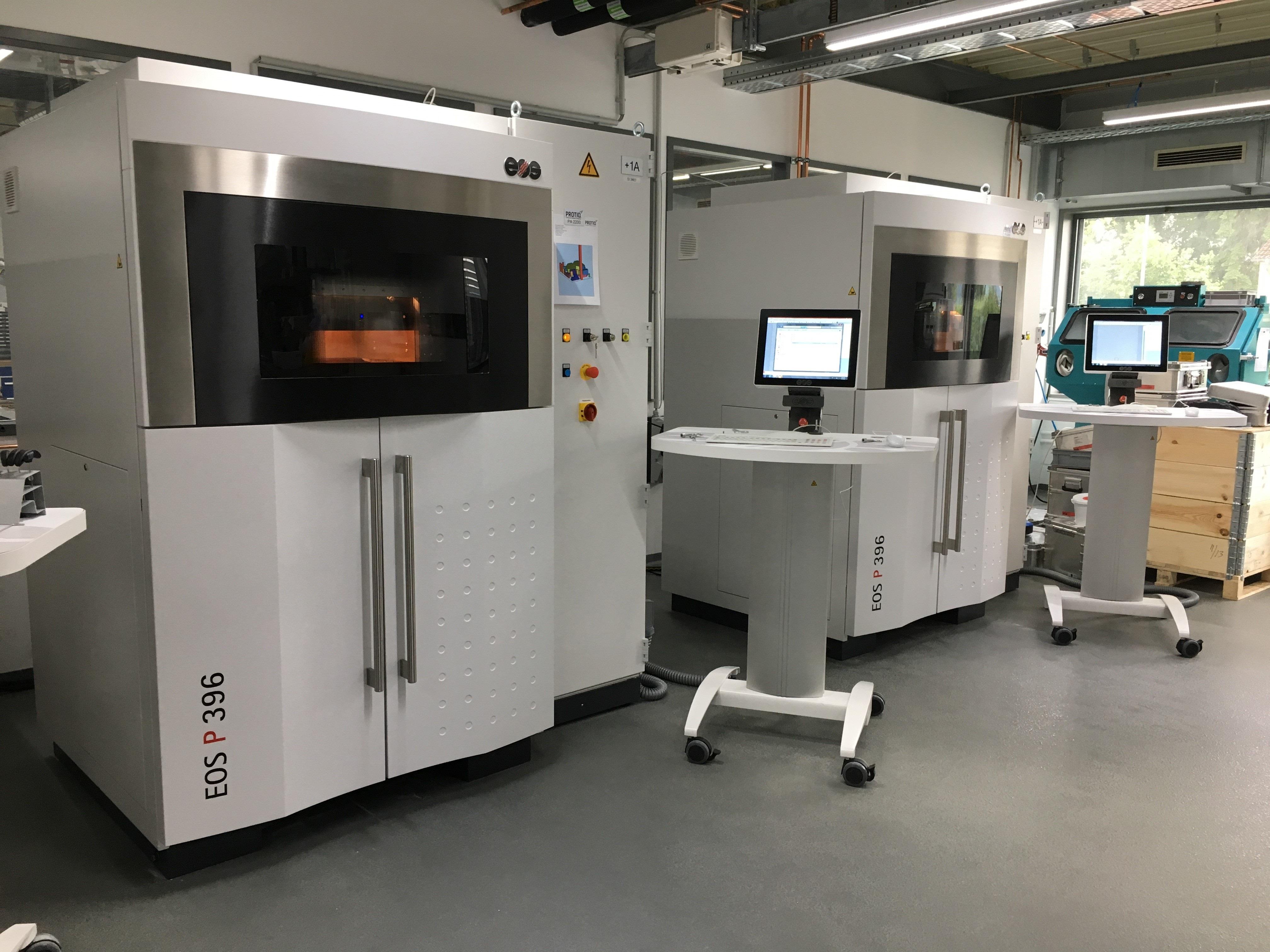 Neue 3D-Druck-Anlagen für PROTIQ