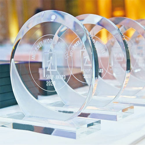 Shop-Award für Innovationskraft aus Blomberg